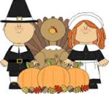 The Thankful Turkey- Thanksgiving Play- Grades 3-5