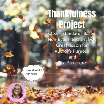The Thankfulness Project
