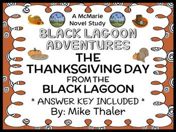 The Thanksgiving Day from the Black Lagoon (Thaler) Novel