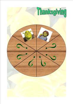 The Thanksgiving Shrek