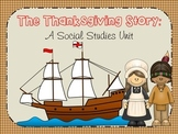 The Thanksgiving Story: A Social Studies Unit