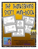 """The Thanksgiving Story"" mini-book"