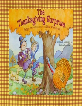 The Thanksgiving Surprise -- A Thanksgiving Reader's Theater
