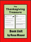 The Thanksgiving Treasure Printables Chapter Questions for