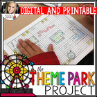 The Theme Park Project: An End-of-the-Year Math Activity for Upper Elementary