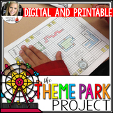 The Theme Park Project: An End-of-the-Year Math Activity f