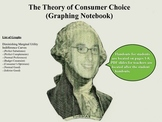 The Theory of Consumer Choice (Graphing Notebook)