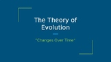The Theory of Evolution Presentation