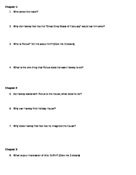 The Thief of Alway Vocabulary and Chapters 1-26 Reading comprehension questions