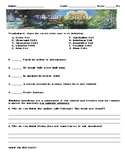 The Thief of Always by Clive Barker Chapter Worksheets, Review Game, & Test Unit
