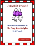The Thing About Jellyfish Battle of the Books Questions