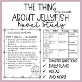 The Thing About Jellyfish by Ali Benjamin Novel Study