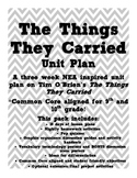 The Things They Carried Complete Unit Pack