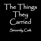 The Things They Carried: Language and Craft