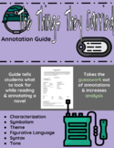 The Things They Carried Annotation Guide