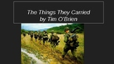 The Things They Carried Tim O'Brien PowerPoint