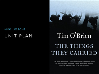 Tim O'Brien's The Things They Carried Unit