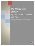 The Things They Carried Complete Unit Plan