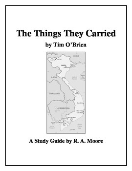 """""""The Things They Carried"""" by Tim O'Brien: A Study Guide"""
