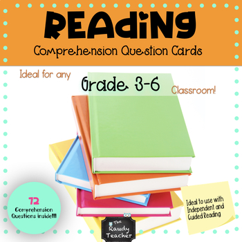 Reading Task Cards