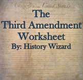 The Third Amendment Internet Worksheet