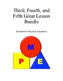 The Third, Fourth, and Fifth Great Lesson Bundle