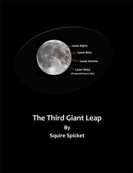 """""""The Third Giant Leap"""" Performance Package (Music, Script, and License)"""