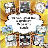 The Third Grade Zoo's Magnificent Mega Math Bundle