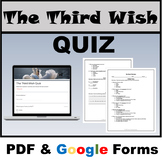 The Third Wish Quiz