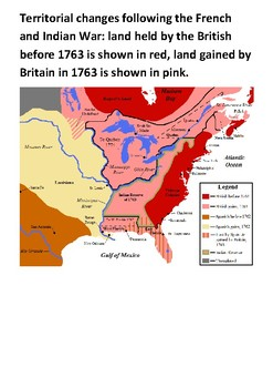 The Thirteen Colonies Handout