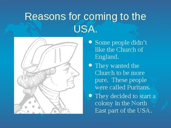 The Thirteen Colonies Introduction