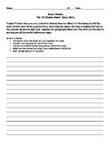 The Thirteen Colonies Rebel Journal Entry