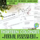 Thirteen Colonies Unit Test