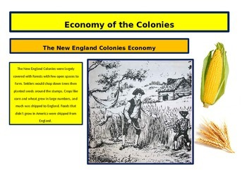 The Thirteen English Colonies: America's Beginning - REVISED