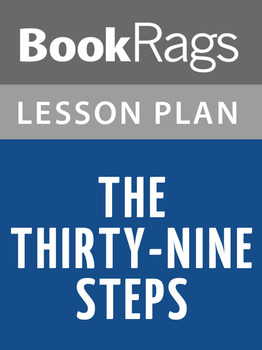 The Thirty-Nine Steps Lesson Plans