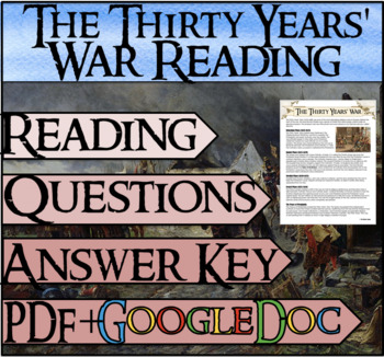 The Thirty Years' War Reading