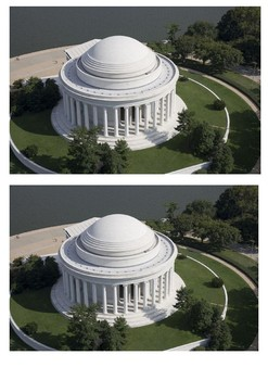 The Thomas Jefferson Memorial Word Search