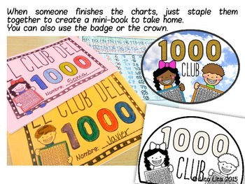 The Thousand club
