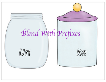 Blending With Prefixes