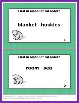 Three Snow Bears Book Study