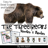 Reader's Theater: The Three Bears