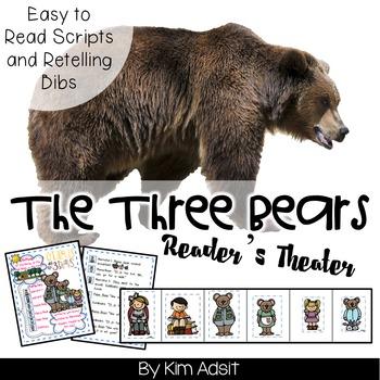 Reader's Theater: The Three Bears