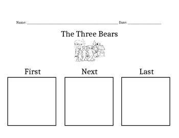 The Three Bears Sequence