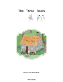 The Three Bears Storybook with Sign Language Translation