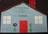 The Three Bears Theme Book
