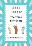 The Three Billy Goats Easy Reader Guided Reading Kit Fairy Tales Emergent Reader
