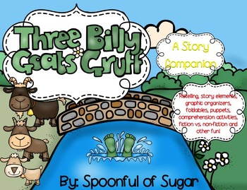 The Three Billy Goats Gruff (A Story Companion)