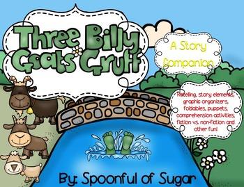 The Three Billy Goats Gruff (A Story Companion)