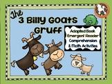 The Three Billy Goats Gruff...Adapted Book, Emergent Reade