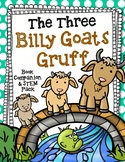 The Three Billy Goats Gruff Book Companion